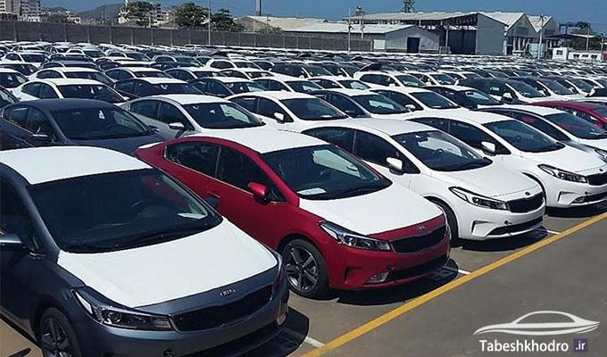 حذف قیمت خودرو در دیوار و شیپور
