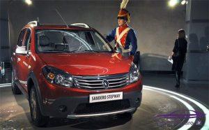 کارشناسی خودرو رنو ساندرو استپ وی