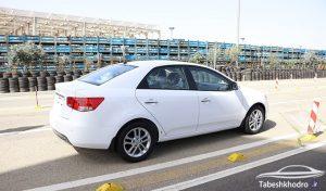 گزارش کارشناسی خودرو کیا سراتو