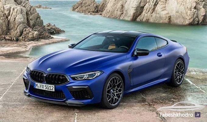 نقد و بررسی خودرو BMW M8