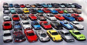 آسان ترین رنگ های اتومبیل
