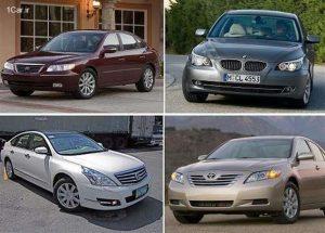 خرید بهترین اتومبیل